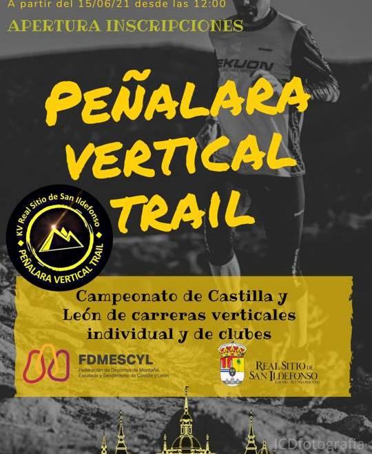 Peñalara Vertical Trail