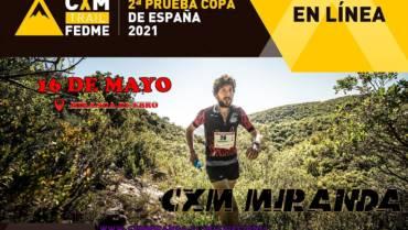 Carrera por Montaña Miranda de Ebro